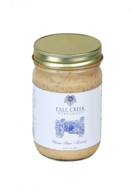 Chenin Blanc Mustard <br>Fall Creek Wine Foods