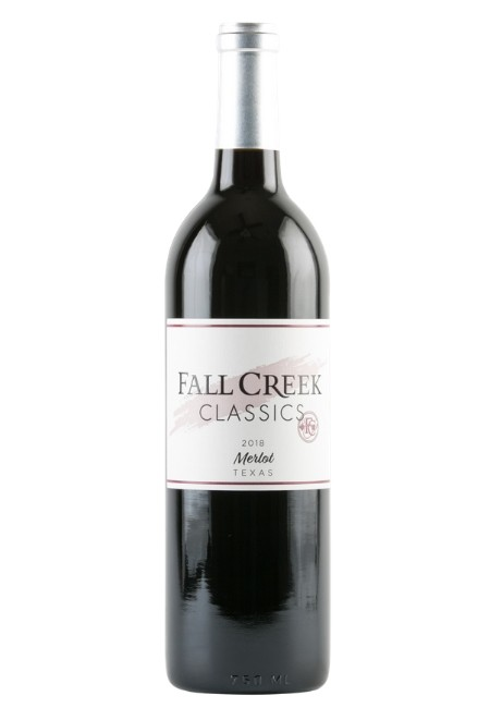 Fall Creek Vineyards <br>Merlot CLASSICS 2018