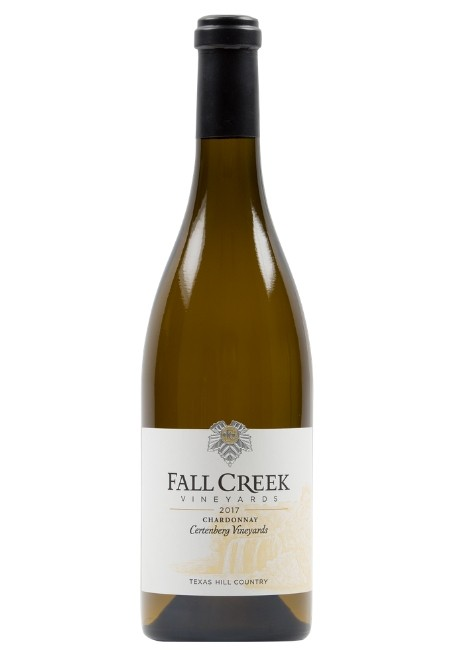 Fall Creek Vineyards Chardonnay Certenberg Vineyards Terroir Reflection Texas Hill Country 2017