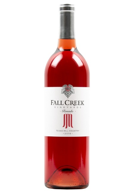 Fall Creek Vineyards Rosado Vintner's Selection Texas Hill Country 2018