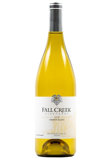 Fall Creek Vineyards Chenin Blanc Terroir Reflection Escondido Valley, Texas 2018