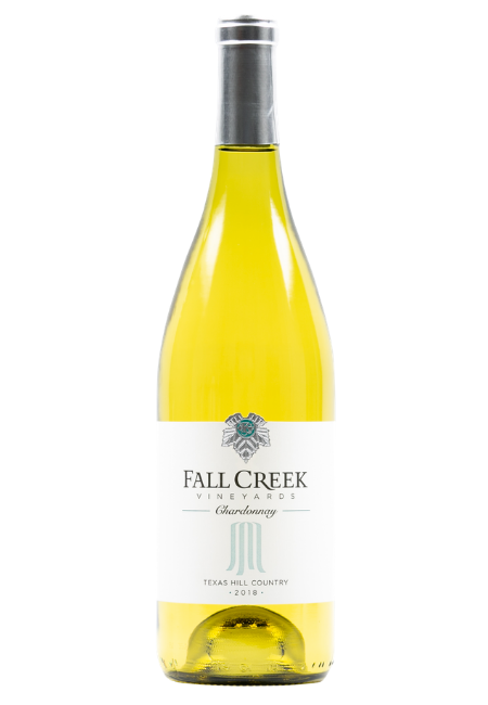 Fall Creek Vineyards Chardonnay Vintner's Selection Texas Hill Country 2018