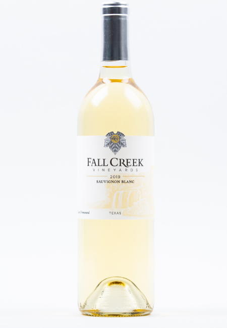 Fall Creek Vineyards Sauvignon Blanc Terroir Reflection Escondido Valley, Texas 2019
