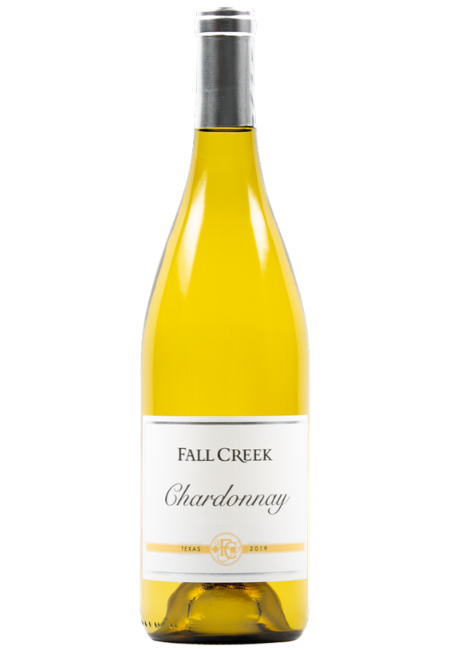Fall Creek Vineyards Chardonnay CLASSICS Texas 2019