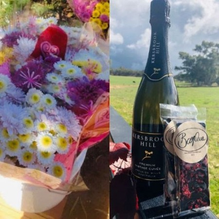 Mother's Day Gift - Sparkling Red