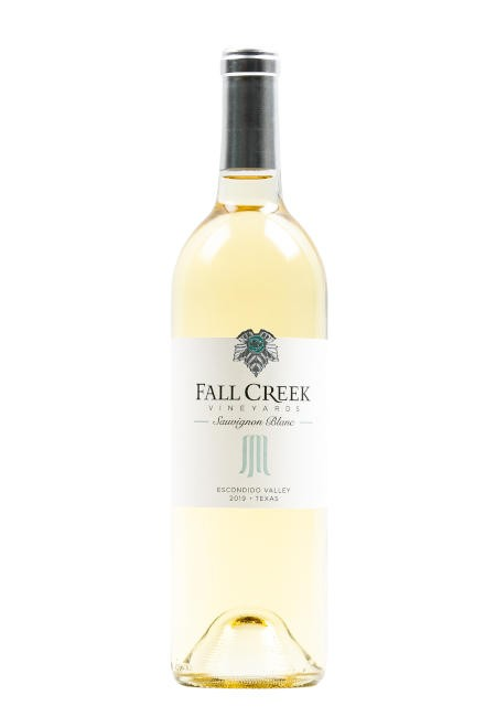 Fall Creek Vineyards Sauvignon Blanc Vintner's Selection Texas 2019