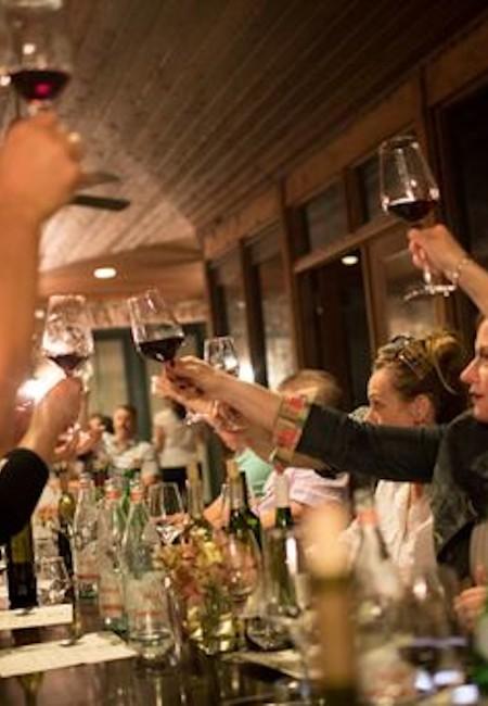 Fall Creek Vineyards <br> In-Home Tasting
