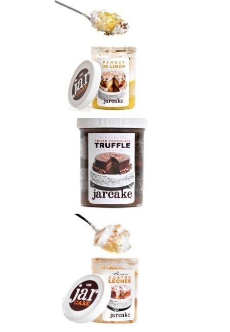 FCV GSM and Triple Truffle Chocolate Jarcake Bundle