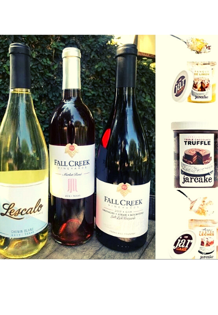 La Duni & Fall Creek Vineyards Delectable Duets Bundle